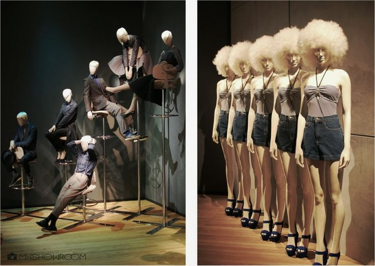 mhshowroom: #EUROSHOP 2014: INSPIRUJĄCE MANEKINY #Hans #Boodt #Mannequins