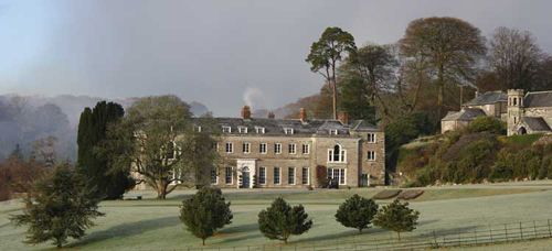 """Boconnoc House, once owned by the Pitt family. It was bought by Thomas """"Diamond"""" Pitt. In William's day it belonged to his cousin Thomas who became Lord Camelford. Patrick Baty has been advising on the decoration for many years http://patrickbaty.co.uk/?p=2532"""