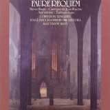 Faure: Requiem; Cantique de Jean Racine; Messe basse [CD]