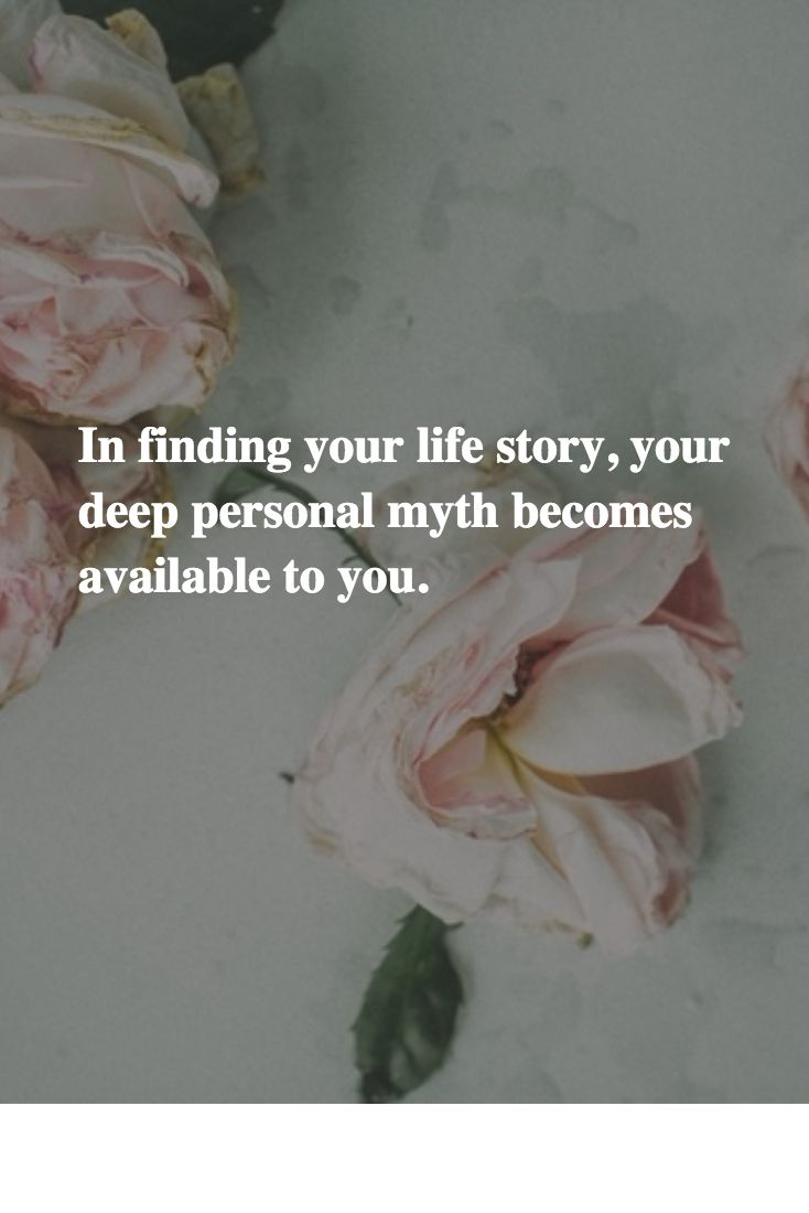 In finding your life story, your deep personal myth becomes available to you. https://www.linkedin.com/pulse/penultimate-truth-your-life-joseph-riggio?trk=pulse_spock-articles