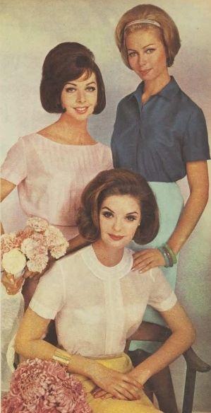 Lady Pelaco advert 1963