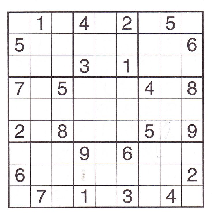 Medium Sudoku Printable Architecture Modern Idea