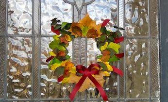 Autumn Leaves - Outdoors - Activities