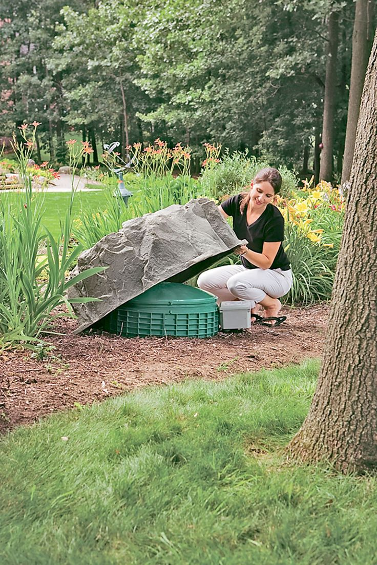 25 best ideas about septic tank covers on pinterest for Cottage septic systems