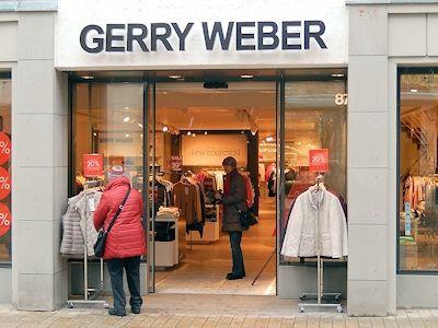 Nice  GerryWeber Filiale in Reutlingen Wilhelmstra e Shopping Begleitung Einkaufs Begleitung