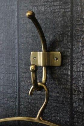 Brass Luxury Lodge Hook