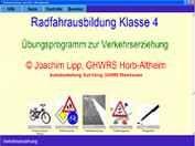Lerne die am häufigsten gestellten Fragen der Fahrradprüfung und du wirst sie sicher schaffen. Fahrradpruefung herunterladen.