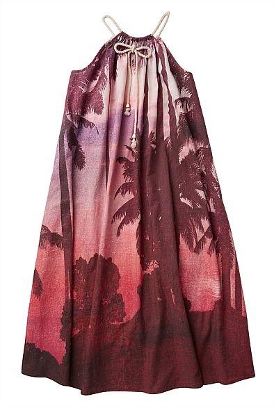 Sunset Maxi Dress #witcherywishlist
