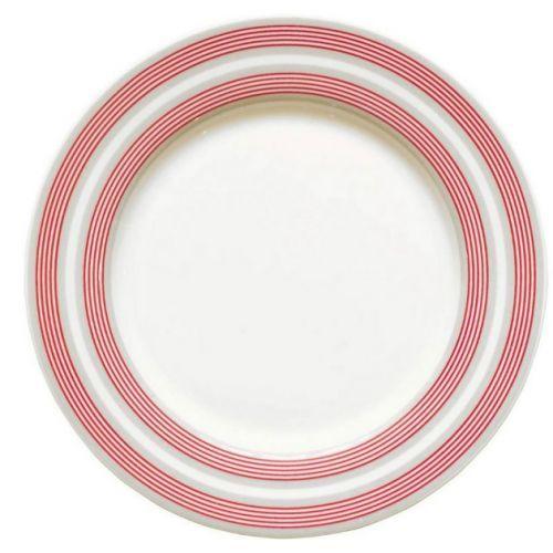 80 kr - GreenGate Zoe Linen Tallerkner  Lækre tallerkner med et ualmindeligt fint design. Tallerknerne er fra det danske Greengate, som laver virkelig skønne ting. Alle deres serier kan kombineres på kryds og tværs og de passer også i farverne til Ib Laursens Mynte serier.  Fakta:  Ø: ca. 20,5 cm  Prisen er pr. stk.  Producent: GreenGate - Zoe Linen  - Denne vare er ny  GreenGates stentøj er håndlavet, så der kan forekomme små uregelmæssigheder. Stentøjet tåler både microovn og ...
