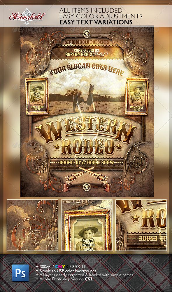Wild Wild West Website