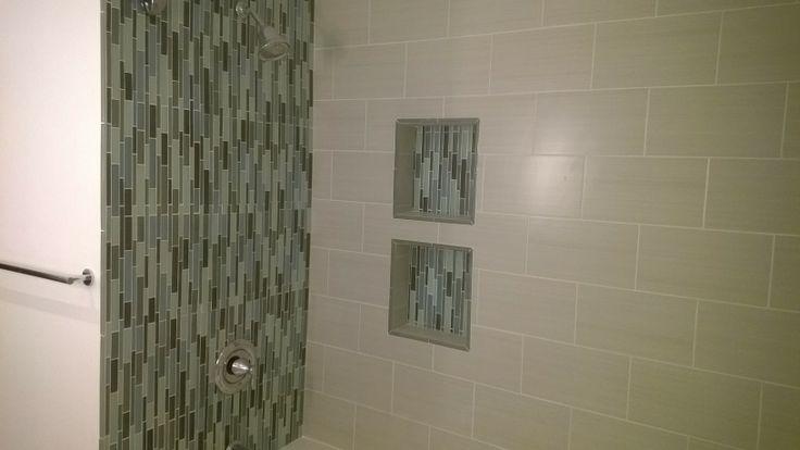 Unique Materials for Shower Walls