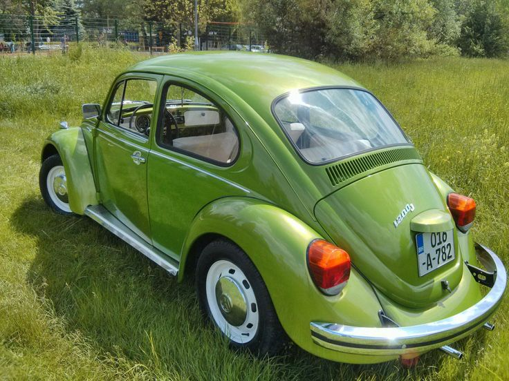 """ 1975 volkswagen beetle "" for sale on ebay for a paltry $7,000"