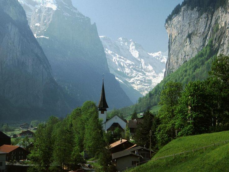 Switzerland - Simply Breathtaking
