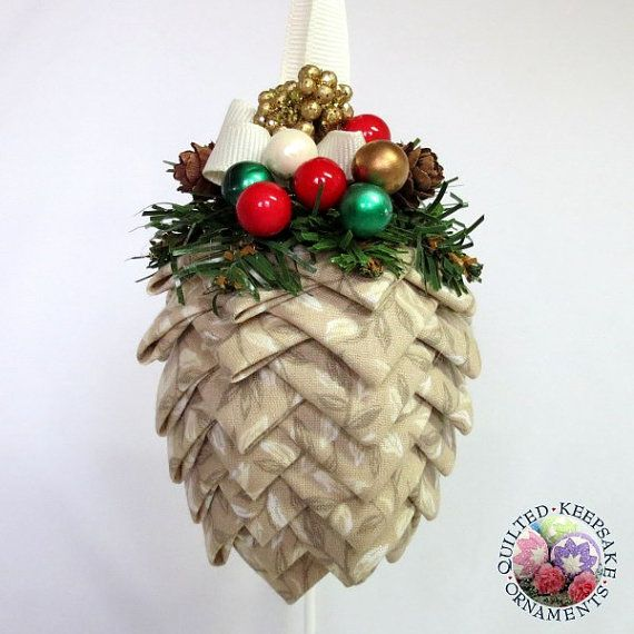 477 Best Images About Quilted Ornaments On Pinterest
