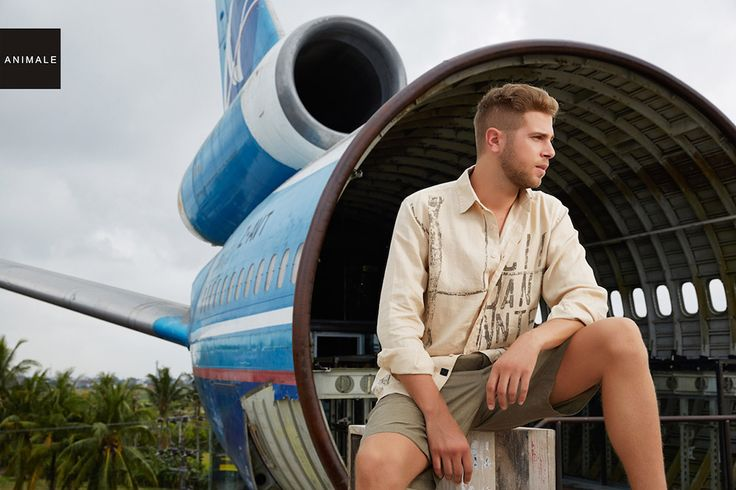 Summer Men 2015 | Animale Fashion Collections for Spring and Summer #Online #summer #fashion #style #bali #clothes #wear