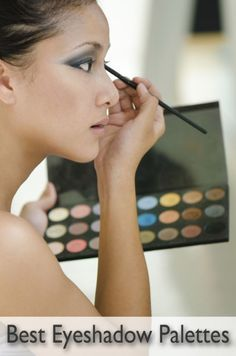 The BEST Eyeshadow Palettes for Your Money