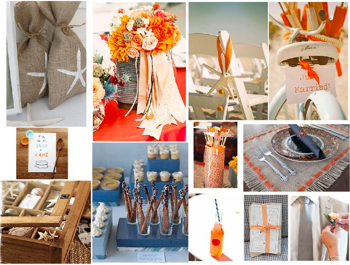 Ill Take It All Fall Beach Wedding