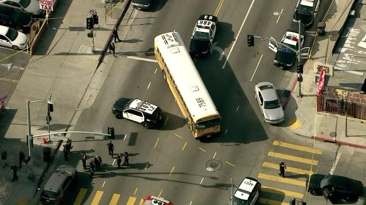 One teen was killed and two otherswere woundedin a South Los Angeles shooting Tuesday afternoon, officials said.  The incident was reported about 3:50 p.m. near the intersection of Vermont Avenue and 60th Street and about 10 gunshots were heard, according to the Los Angeles Police Department.