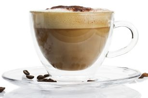 The Cocoa Cappuccino recipe - A great way to warm up this winter!
