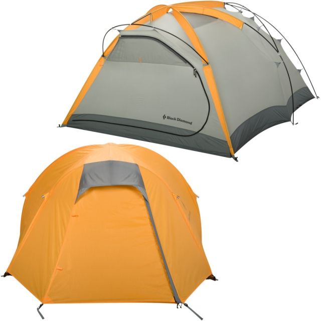Black Diamond - Squall Tent 3-Person 4-Season  sc 1 st  Pinterest : black diamond tents uk - memphite.com