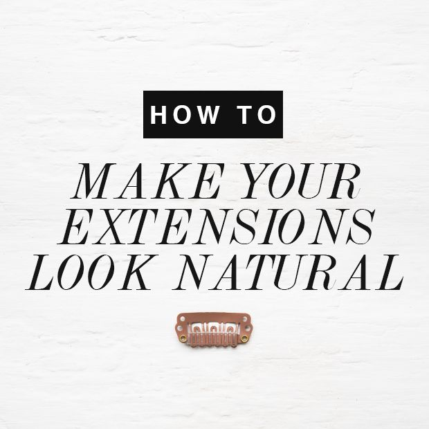 29 best hair extensions images on pinterest hairstyles clip in how to make hair extensions blend into your hair pmusecretfo Choice Image