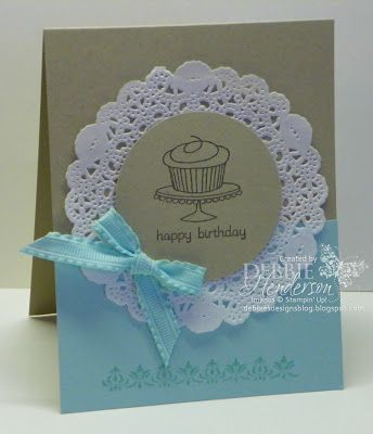 17 Best Images About Doily Cards On Pinterest Circles