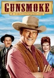Gunsmoke - Gunsmoke ran from 1955 to 1975, and with  635 episodes it remains the longest running Western  in television history. It was nominated for 15 Emmys and won 11.    The series starred Dennis Weaver as Chester, Amanda Blake as Kitty, Milburn Stone as Doc, Ken Kurtis as Festus and James Arness as Marshall Matt Dillon.