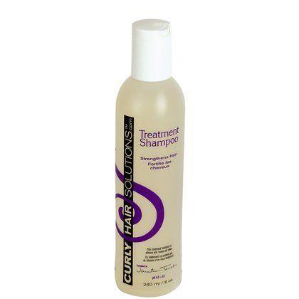 Curly Hair Solutions Treatment Shampoo, 8 Ounce Curly Hair Solutions with magnesium for fine hair