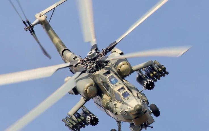 Havoc Helicopter Gunship
