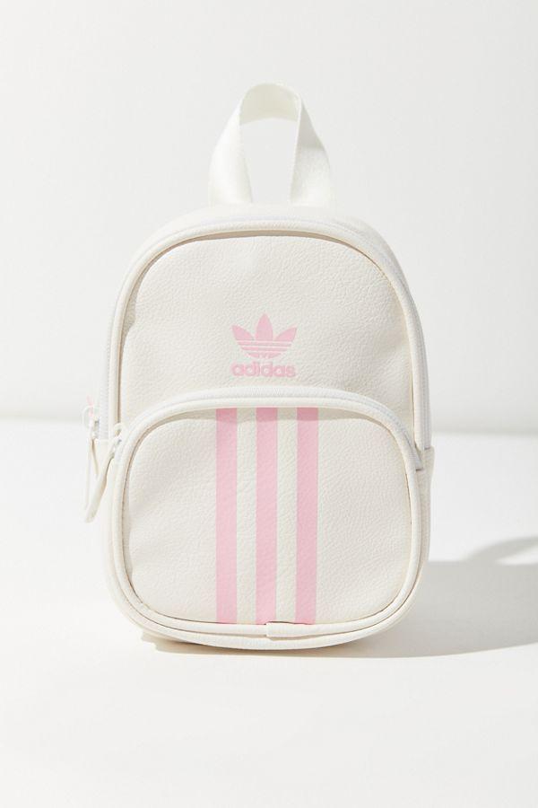 b8e5e1a7fe adidas Originals 3-Stripe Mini Backpack