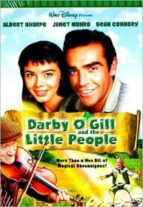 The Best Good, Clean Family-Friendly St. Patrick's Day Irish Movies. #darbyogill #movie
