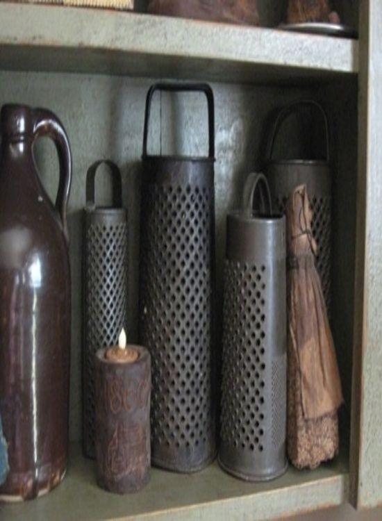 vintage graters