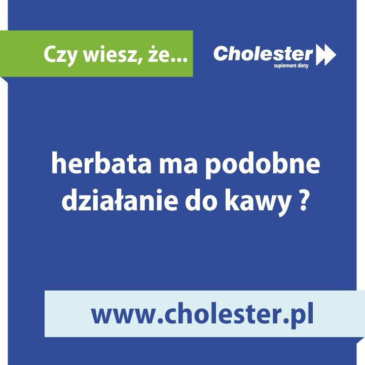 Wybieracie herbatę czy kawę?  #cholester #zdrowie #dieta