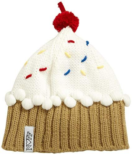 14306b87af4 Neff Women s Cupcake Beanie Hat