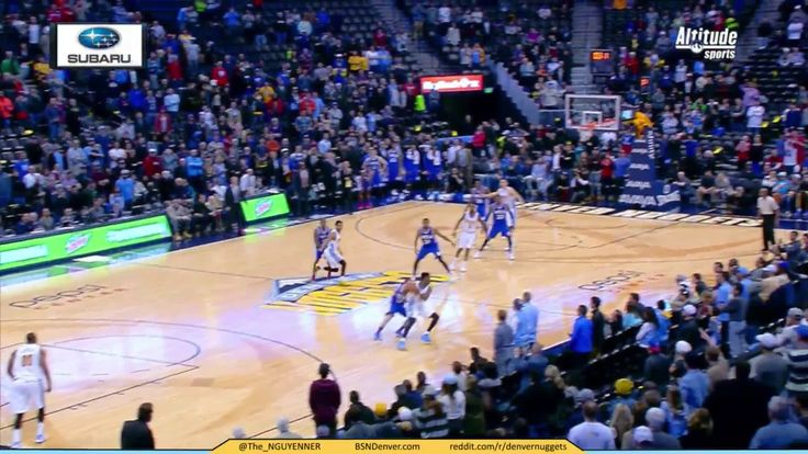 With his team down by 2 Emmanuel Mudiay hits an off-balance half court buzzer beater to win the game http://ift.tt/1UIpkID Love #sport follow #sports on @cutephonecases
