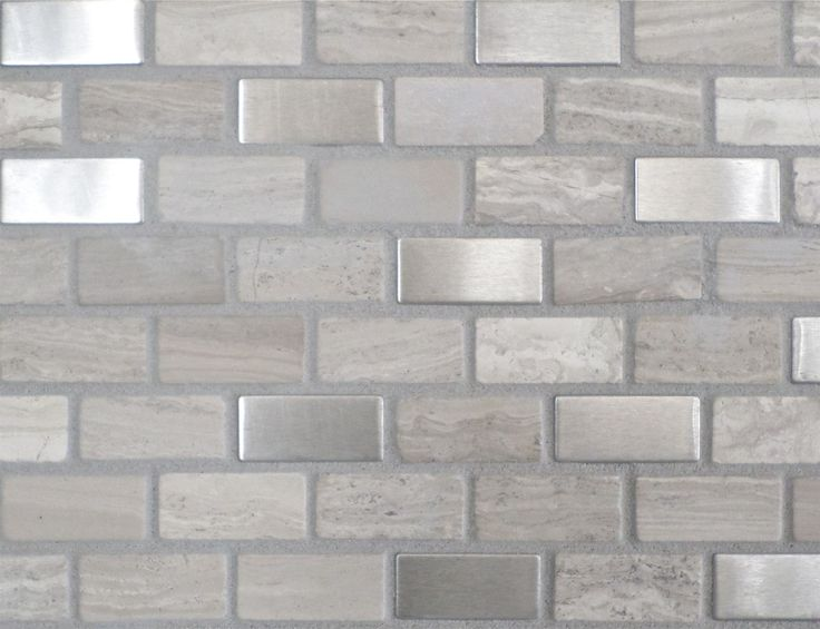Close Up Of Tile Used Brick Boulevard From The Home