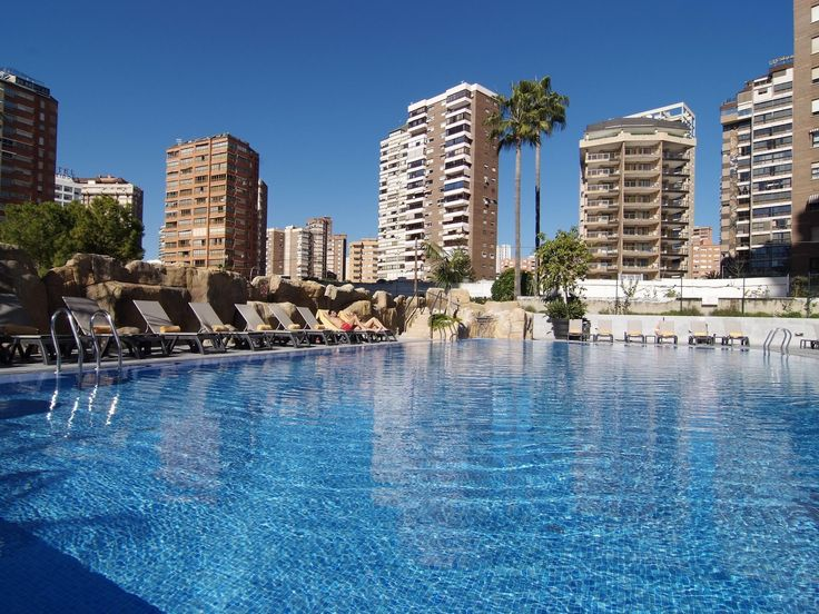 Benidorm - Costa Blanca Sandos Monaco Beach Hotel & Spa - Adults Only - All Inclusive Spain, Europe Sandos Monaco Beach Hotel & Spa - Adults Only - Al is conveniently located in the popular Playa de Levante area. The property features a wide range of facilities to make your stay a pleasant experience. To be found at the hotel are free Wi-Fi in all rooms, 24-hour front desk, facilities for disabled guests, luggage storage, Wi-Fi in public areas. Television LCD/plasma screen, in...