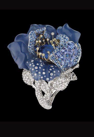 - Dior Haute Joaillerie : la collection Dior Haute Joaillerie Le Bal Des Roses