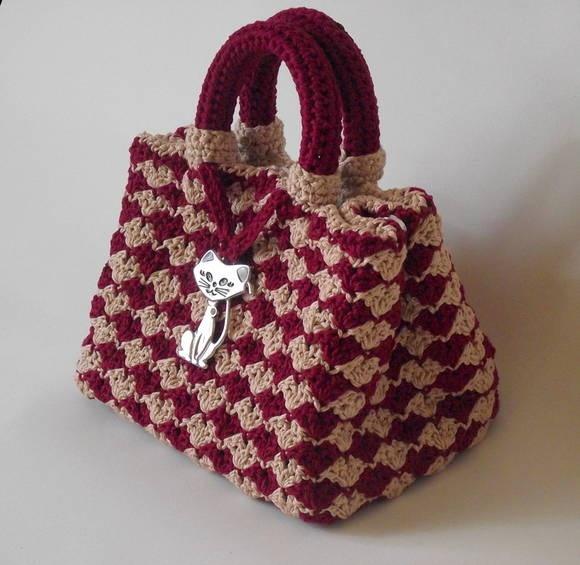 Bolsa De Croche Para Casamento : Mais de ideias sobre bolsa croche infantil no