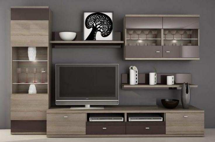 Elisse elemes nappali szekrénysor