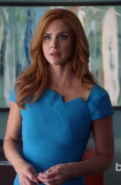 Donna Paulsen in Suits S05E05