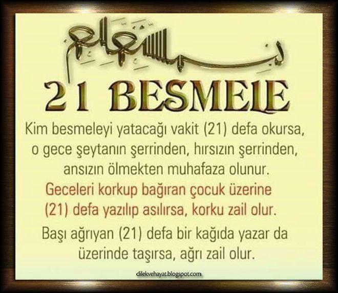 21 BESMELE