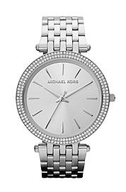 Hos Juhlins Ur & Guld hittar man många varumärken tex denna snygga Michael Kors Darci 3 hand klocka! #mittsölvesborg