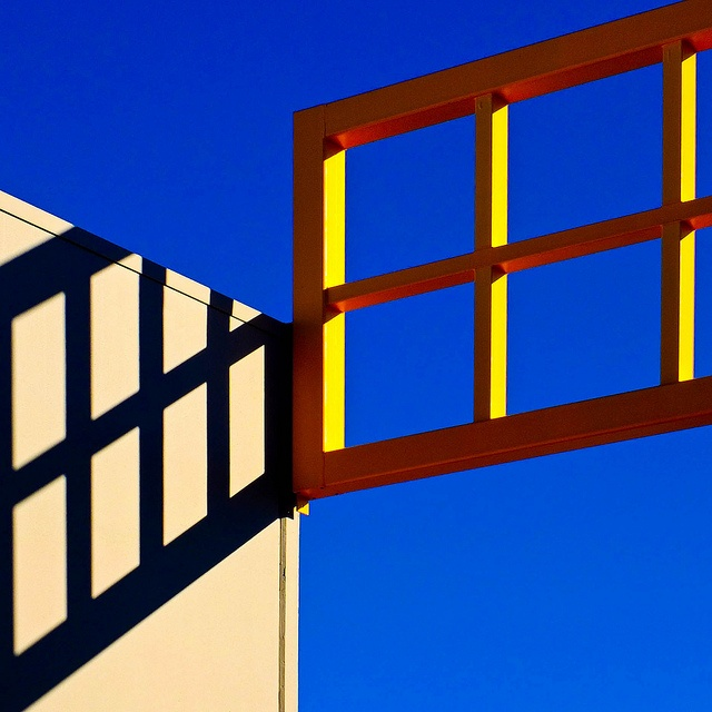 Squares & Shadow by Footeprintz, via Flickr