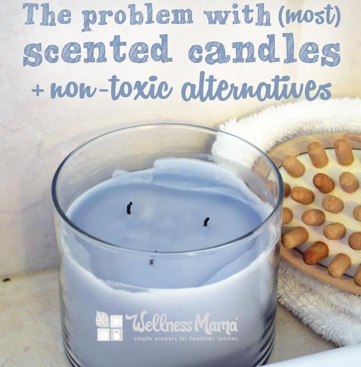 Why I Don't Use Scented Candles