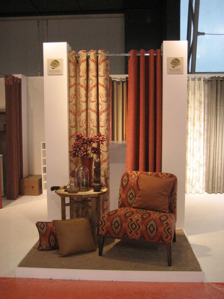 Kobe stand #Casa #casasalzburg #upholstery #curtains #gordijnen #meubelstoffen #interiordesign #Montbel