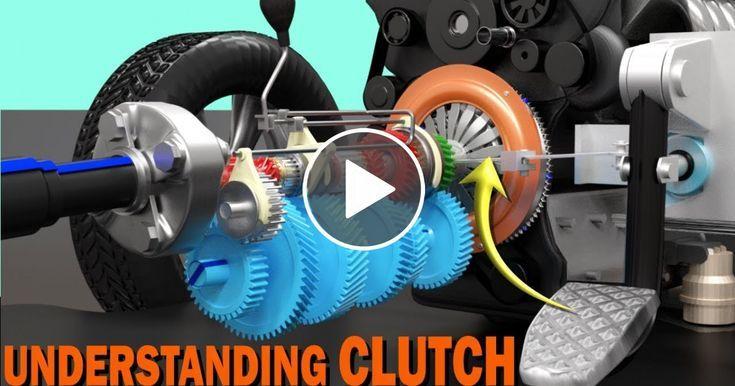 Clutch How Does It Work Viral Chop Video Automobel Chop Clutch Video Viral Work Egzotik Arabalar Araba Otomobil