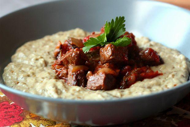 Χουνκιάρ μπεγιεντί: Το απόλυτο φαγητό...Ύμνος στη μελιτζάνα...Απλά ερωτικό... Χουνκιάρ μπεγιεντί (τουρκ. hünkâr beğendi...