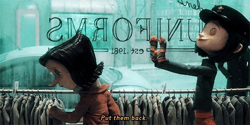 """""""Put them back..."""" 
