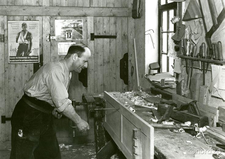 Paul Weitemeyer, Zimmerer